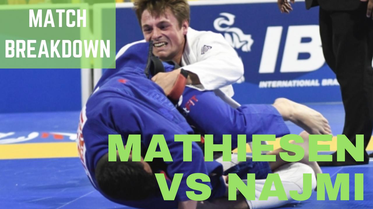 Match breakdown_ Mathiesen vs Najmi