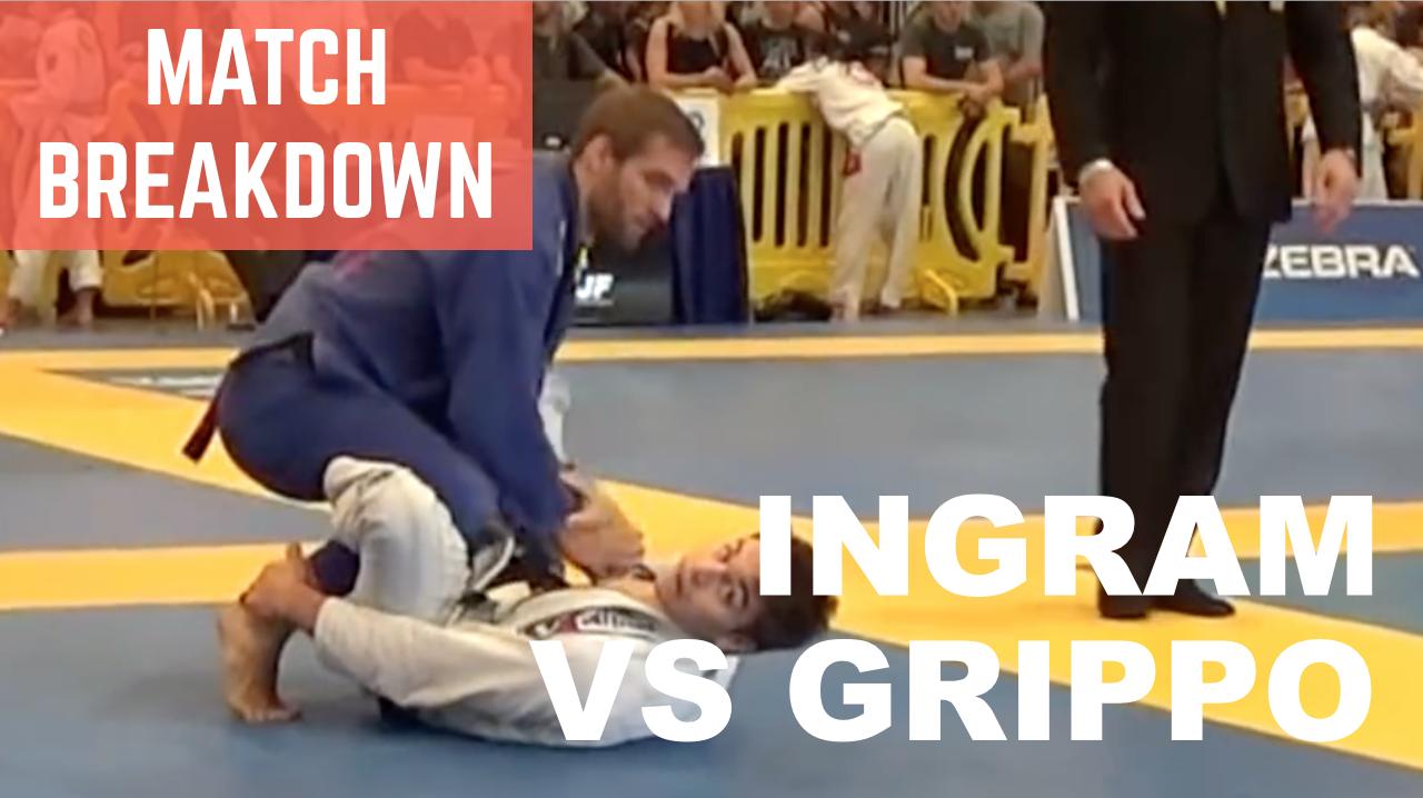 Match Breakdown: Gianni Grippo vs Eric Ingram (2018)