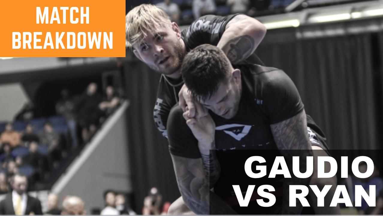 Match Breakdown: Gordon Ryan vs Patrick Gaudio (2018)