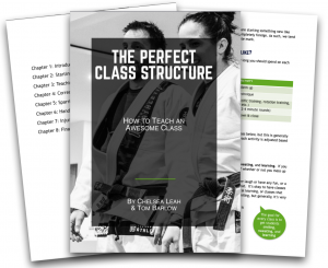 Bonus 2- Perfect Class Structure