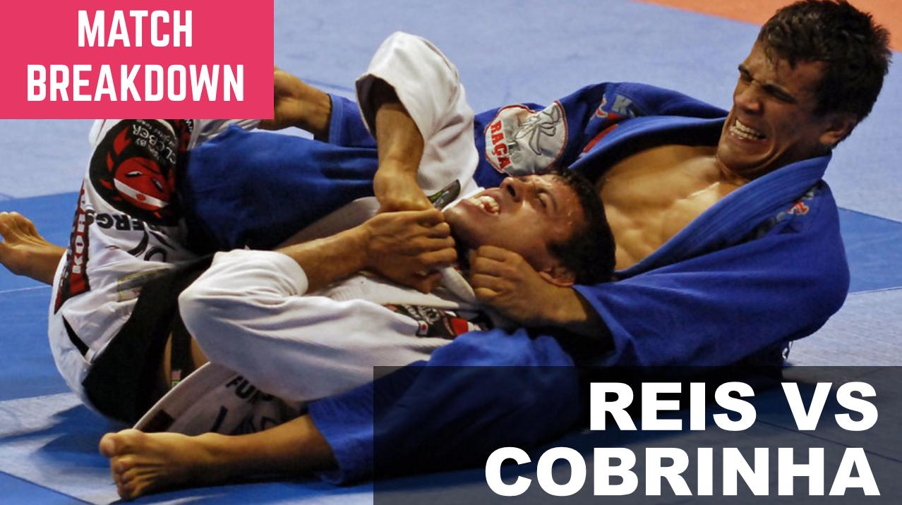 Match Breakdown: Cobrinha vs Mario Reis (2007)