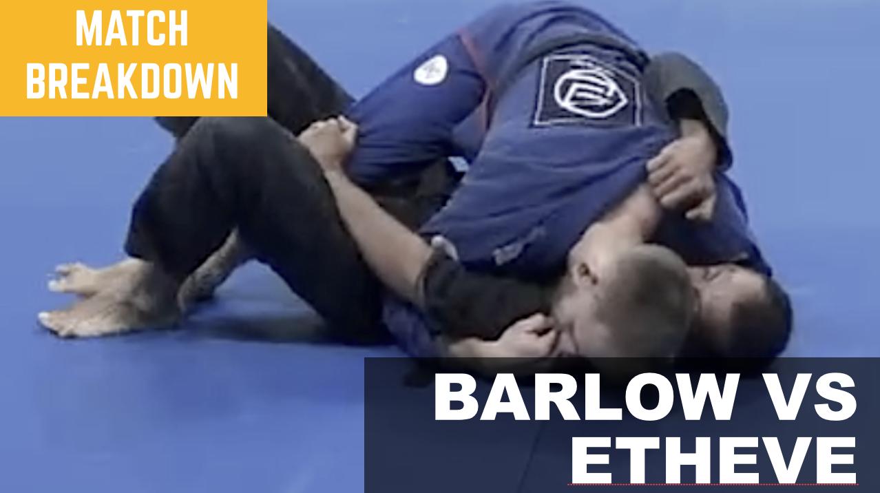 Match Breakdown: Tom Barlow vs Mickael Etheve (2020)