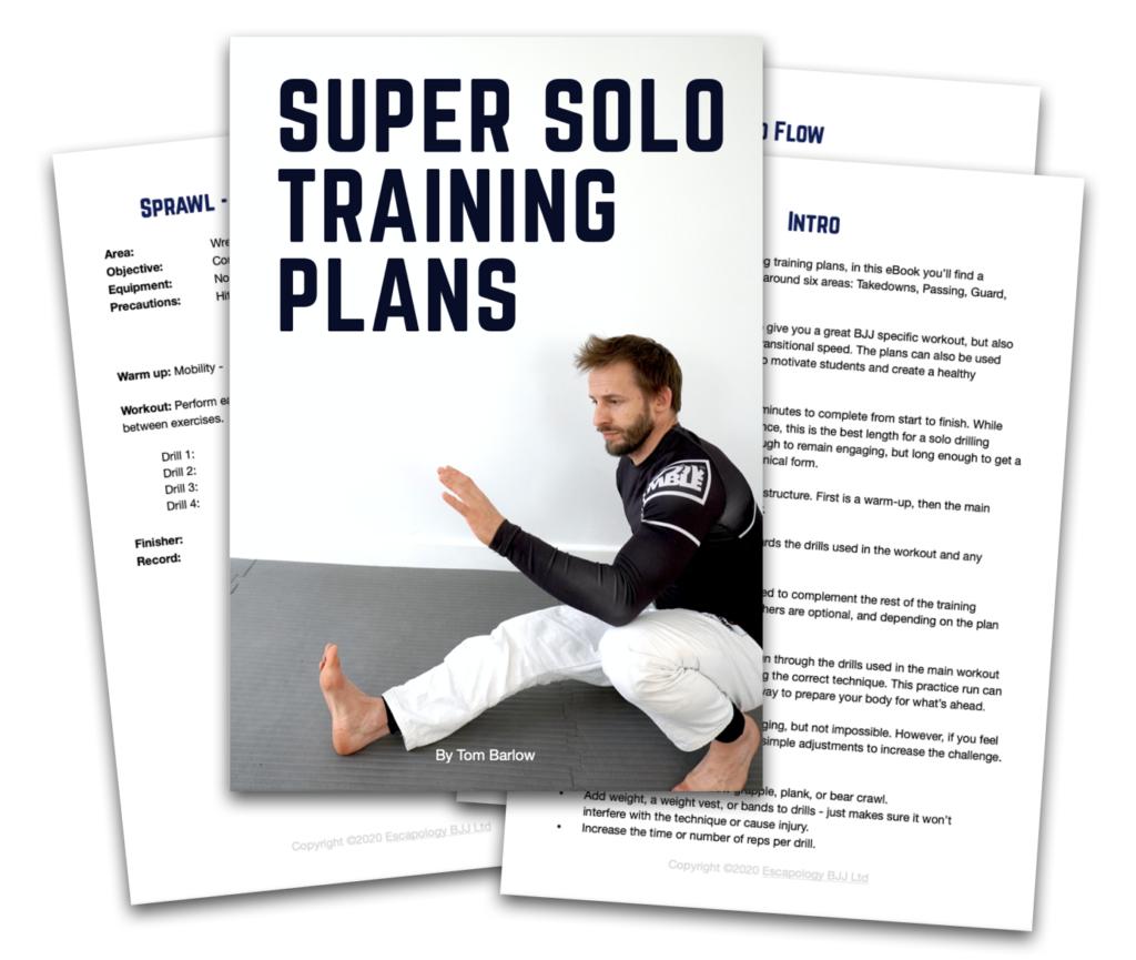 Super Solo Training Plans