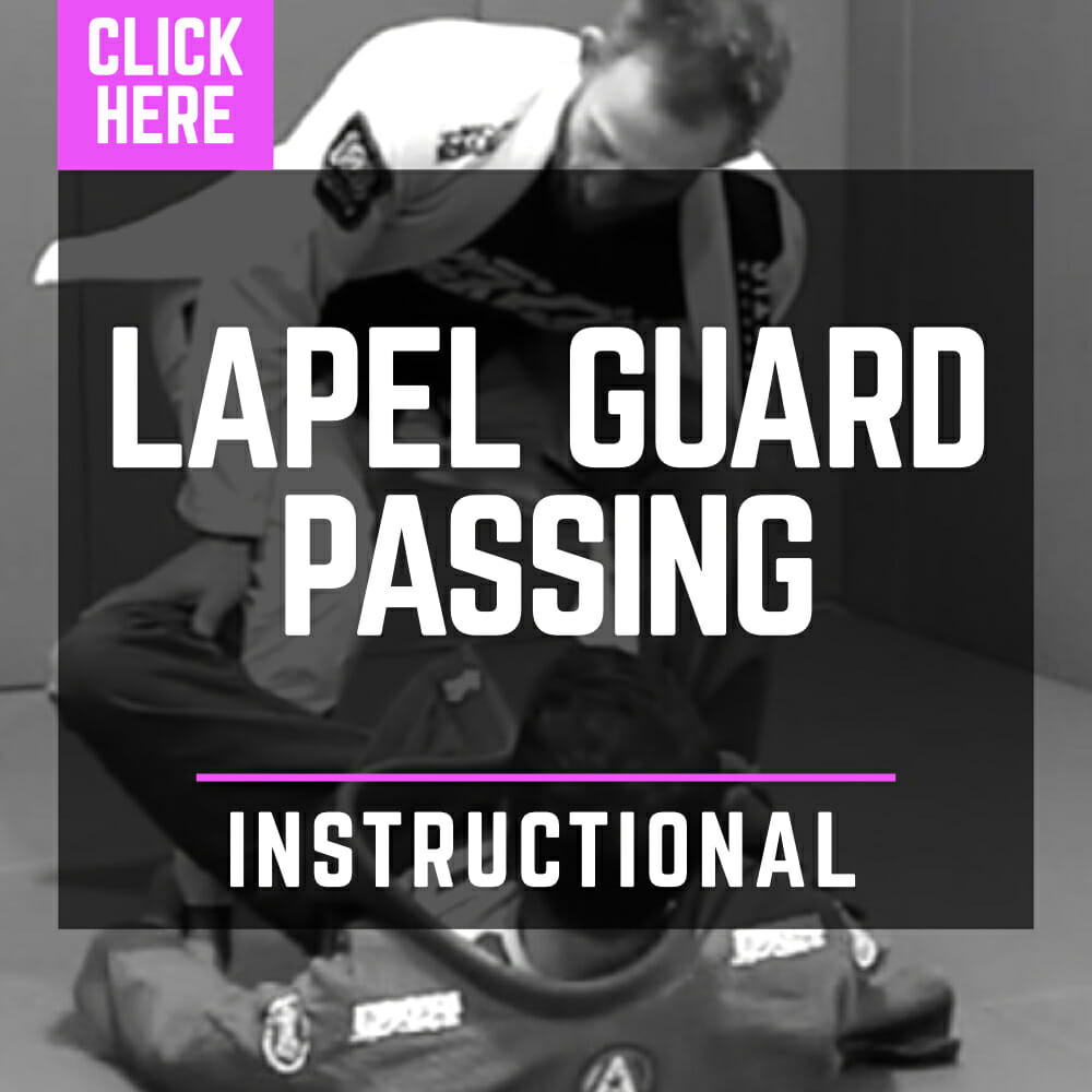 Lapel Guard Passing - Course Images