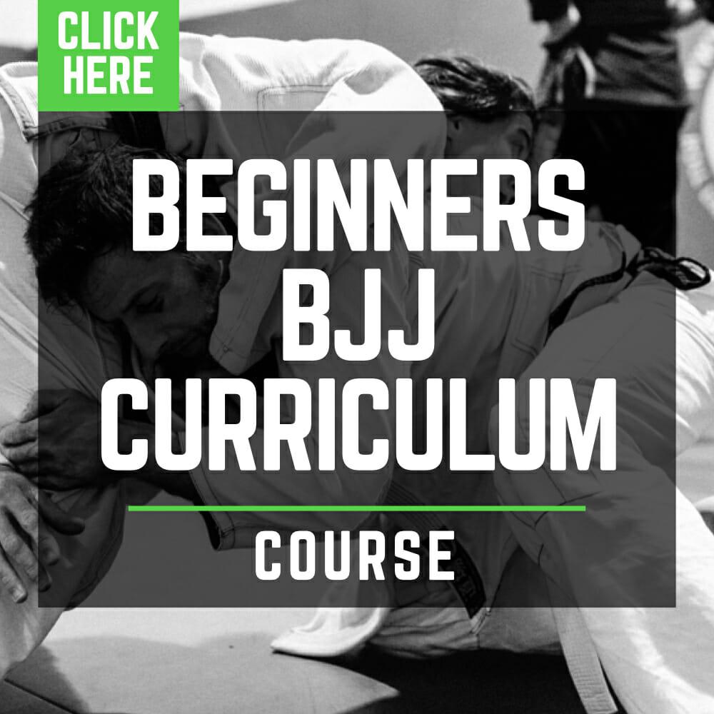 Beginners BJJ Curriculum - Course Image