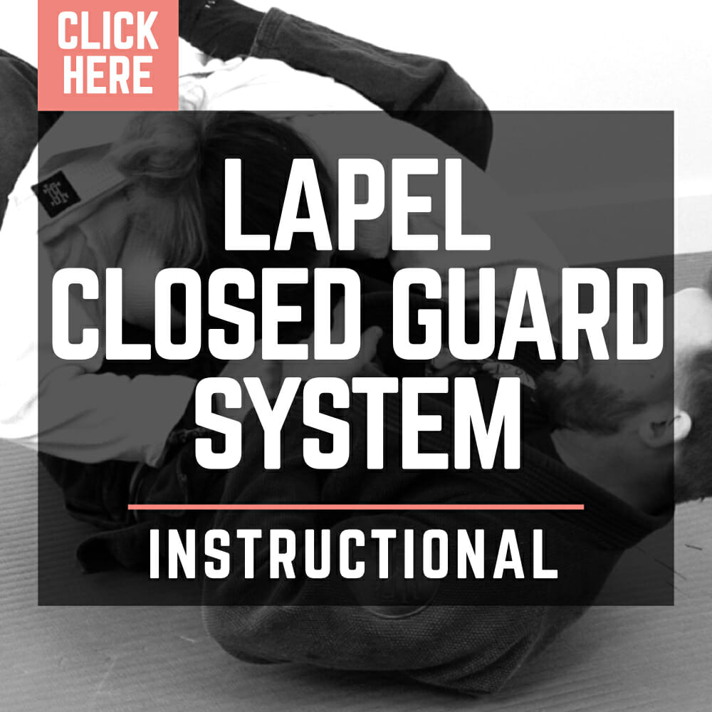 Lapel Closed Guard System - Course Images
