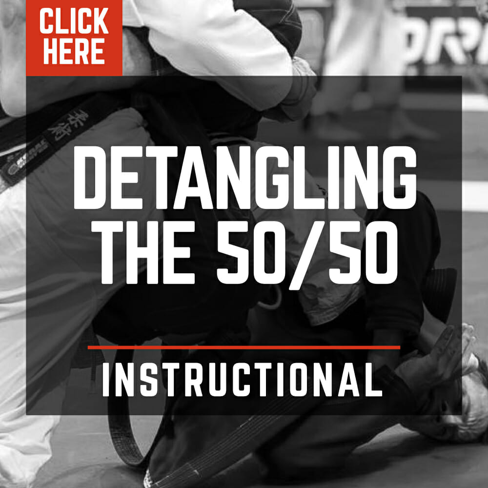 Detangling the 50/50 - Course Images