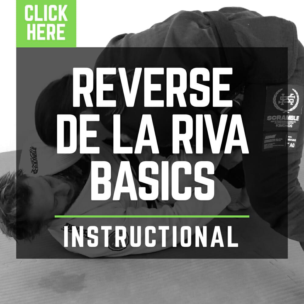 Reverse De La Riva Basics - Course Images