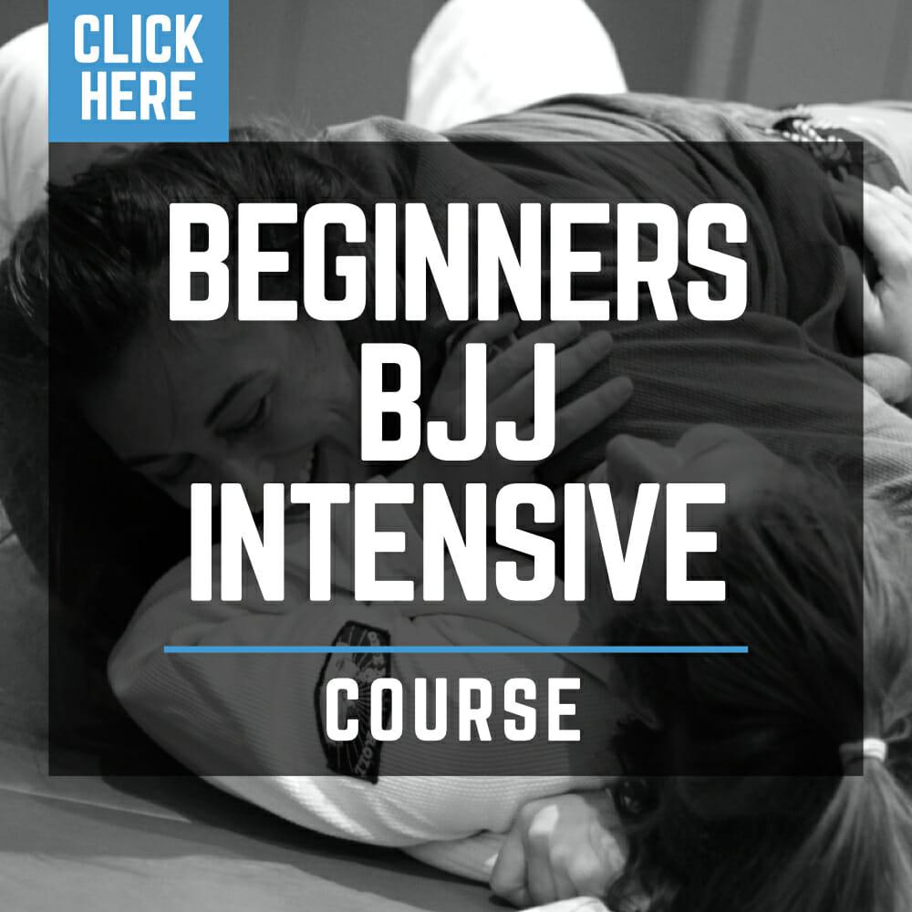 Beginners BJJ Intensive
