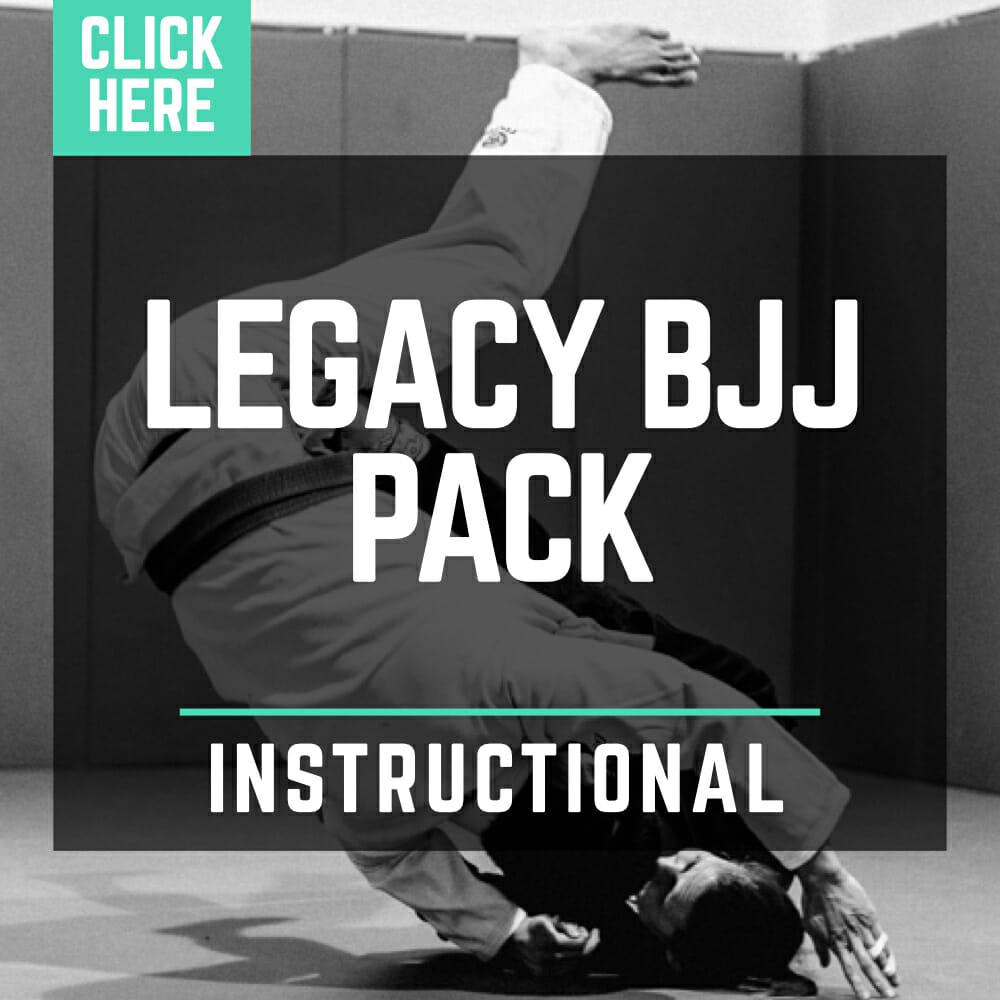 Legacy BJJ Pack