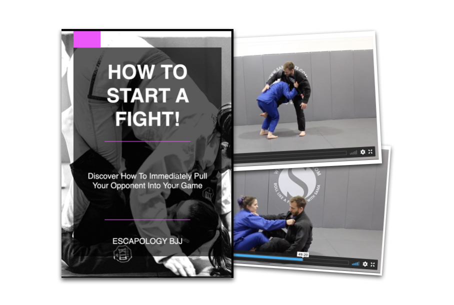 How To Start A Fight Product Image